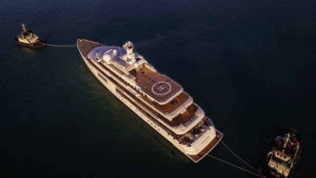 Benetti FB272 Charter Yacht - 2