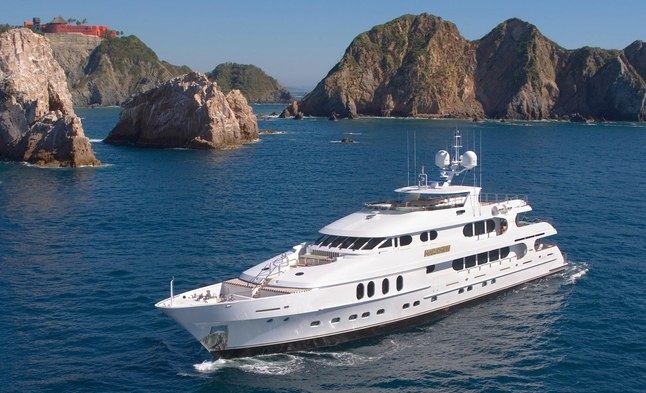 No Comment Charter Yacht