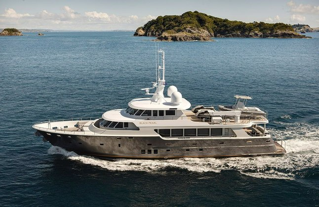 Black Pearl Yacht Charter Price Diverse Projects Luxury Yacht Charter