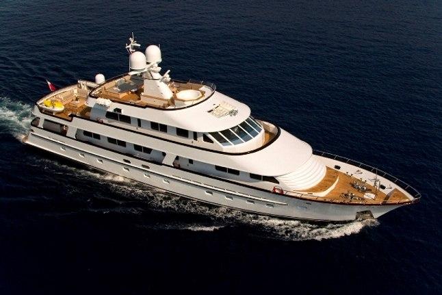 Callista Charter Yacht