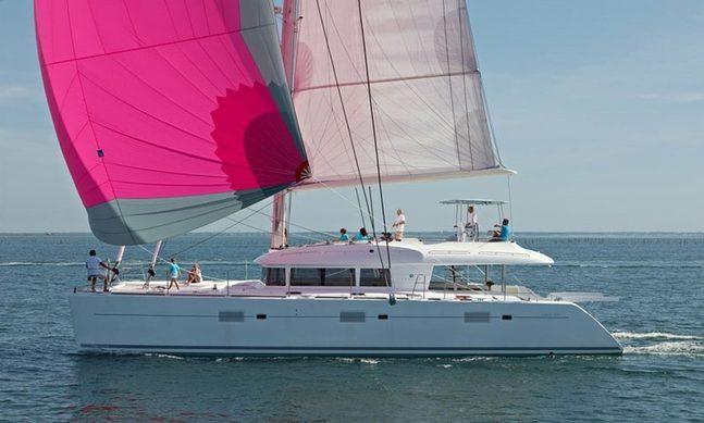 Amazing Charter Yacht