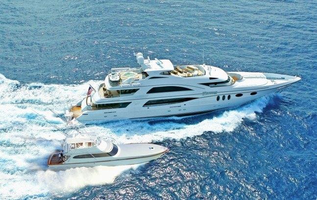 Wheels Charter Yacht