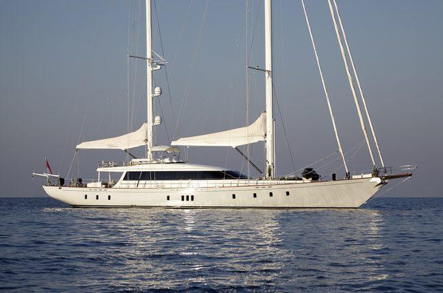 Glorious II Charter Yacht
