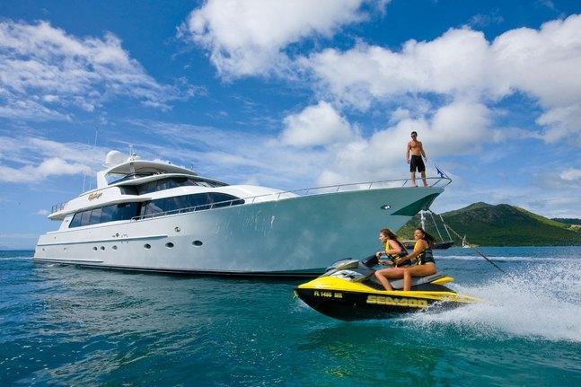 Mamamia Charter Yacht