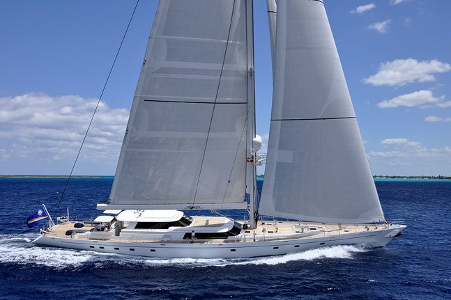 Hyperion Charter Yacht