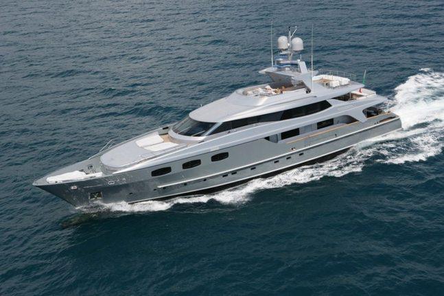 Annamia Charter Yacht