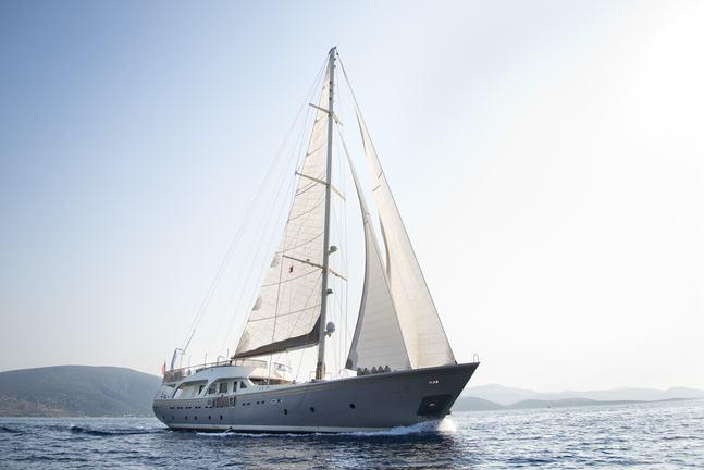 Mermaid Charter Yacht