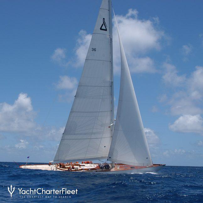 Gaia Charter Yacht