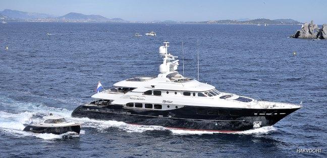 Awatea Charter Yacht - 8