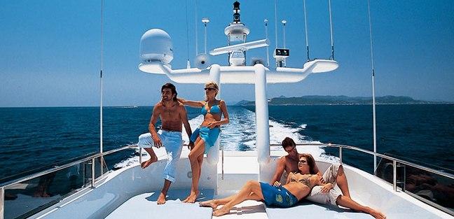 Iris Charter Yacht - 4