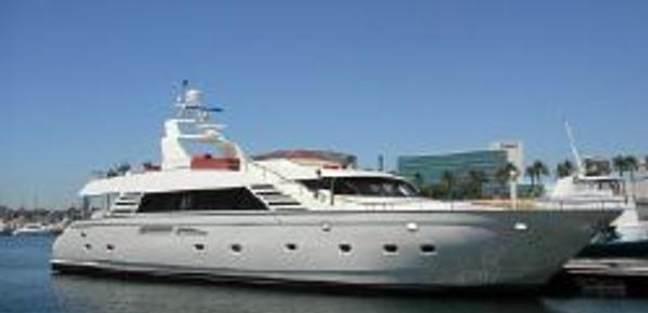 Money Cat Charter Yacht