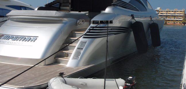 Rompemar Charter Yacht - 2