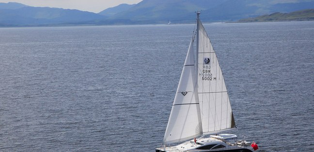 Curanta Cridhe Charter Yacht - 2