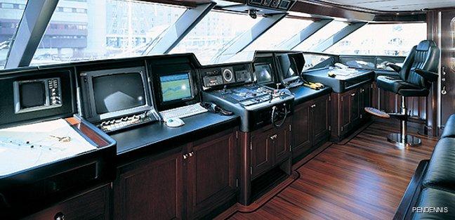 Moatize Charter Yacht - 5