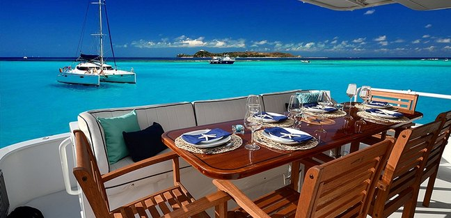 Suite Life Charter Yacht - 5
