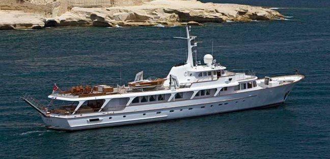 Espadarte Charter Yacht - 2