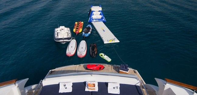 Kambos Blue Charter Yacht - 5