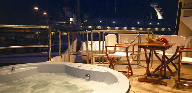 AMZ Charter Yacht - 2