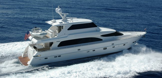 Wishes Granted Charter Yacht