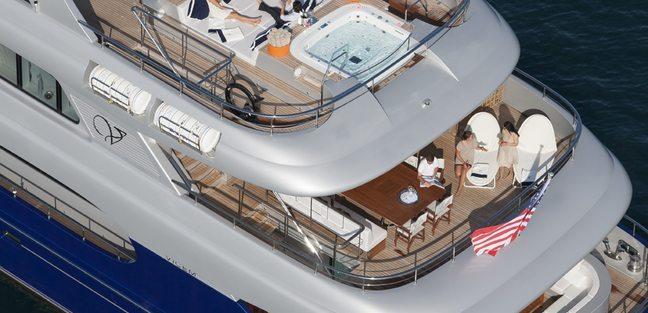 Vulcan Charter Yacht - 3