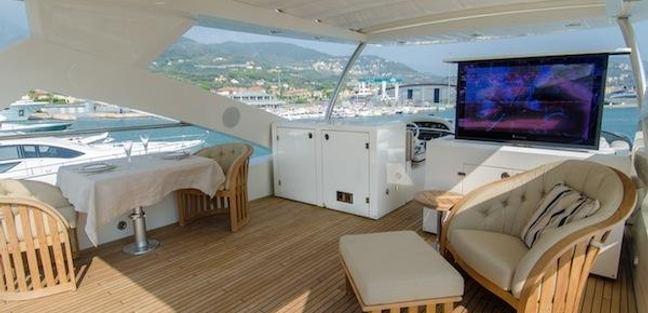 Adeona Charter Yacht - 5