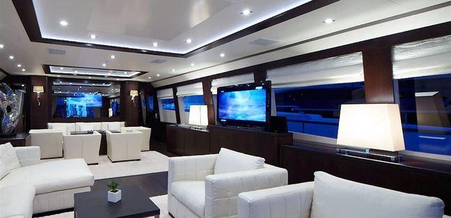 Mayama 37m Charter Yacht - 5