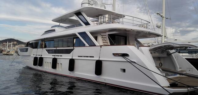 REM Charter Yacht