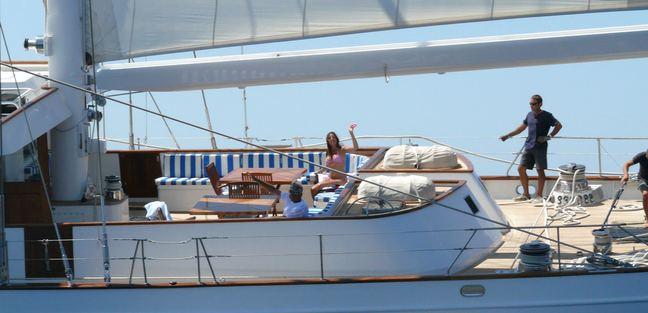 Queen Nefertiti Charter Yacht - 3