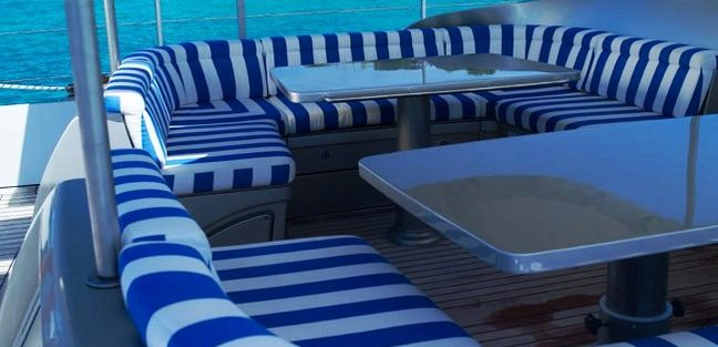 New Dimension Charter Yacht - 4