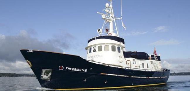 Fredrikstad Charter Yacht