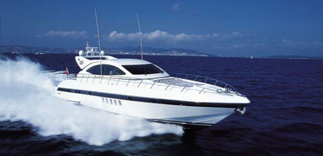 Aspra 38 Charter Yacht