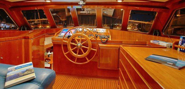 Sea Shuttle Charter Yacht - 5