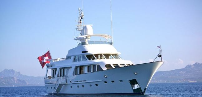 Lady Maja Charter Yacht