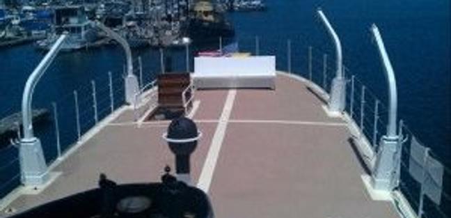 Island Waters Charter Yacht - 5