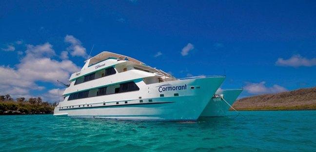 Cormorant Charter Yacht
