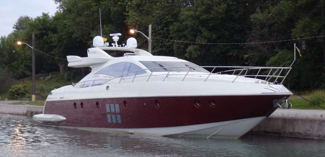 Sin or Swim Charter Yacht