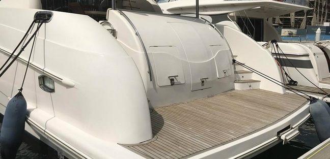 Infinity 1 Charter Yacht - 6