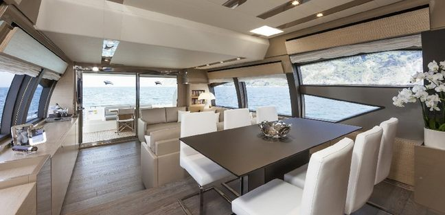 Sea Wind Charter Yacht - 4