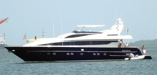 Ludovica Charter Yacht