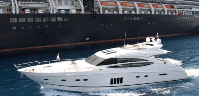 Nevertheless Charter Yacht