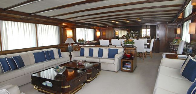 Intuition Lady Charter Yacht - 5