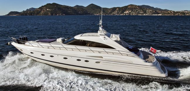 Pura vida yacht charter price princess luxury yacht charter for Pura vida pdf