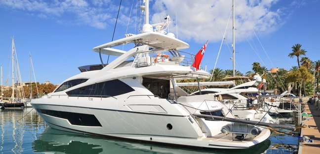 RAOUL W Charter Yacht - 8