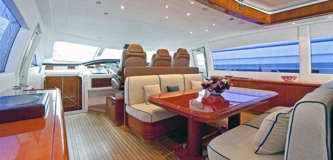 Grazia Charter Yacht - 4