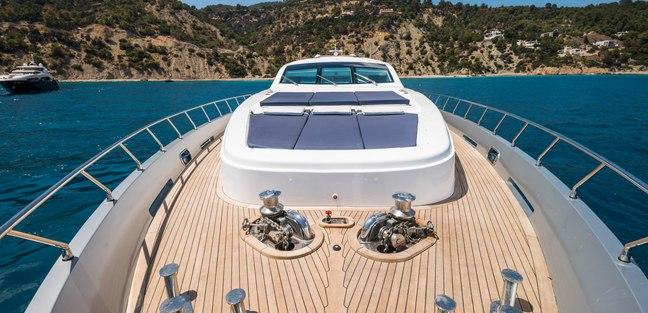 Blue Jay Charter Yacht - 2