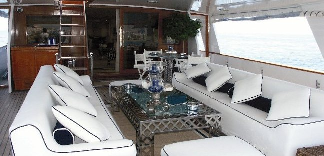 El Chris Charter Yacht - 3