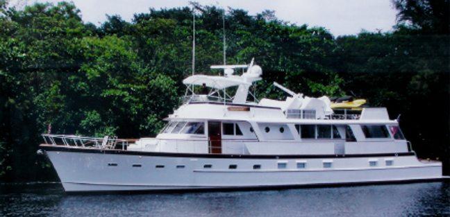 Estrella Del Mar Charter Yacht