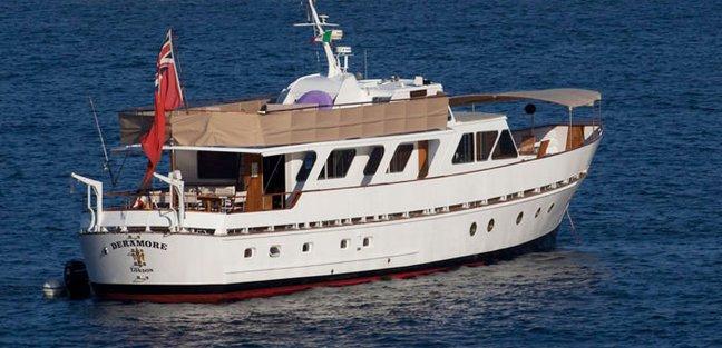Deramore Charter Yacht