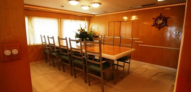 Time Charter Yacht - 5