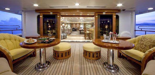 Sea Huntress Charter Yacht - 4
